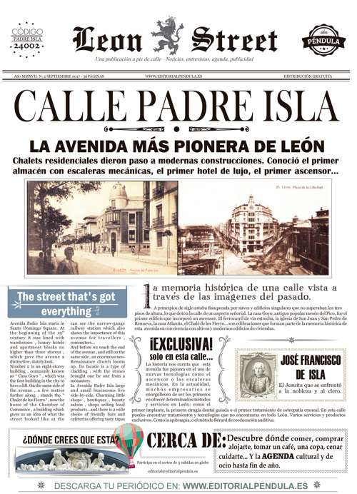 Portada-Leon-Street-Padre-Isla